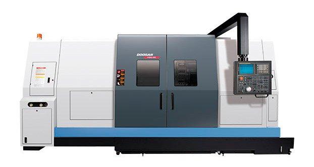 Doosan-Puma-700-series-2-axis-horizontal-turning-center